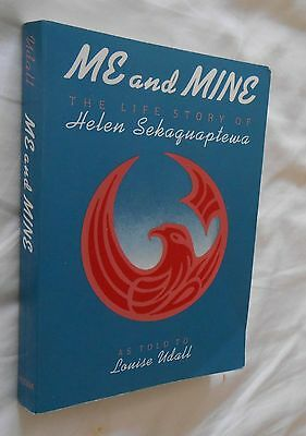 Me and Mine :The Life Story of Helen Sekaquaptewa / Louise Udall (1969 PB)