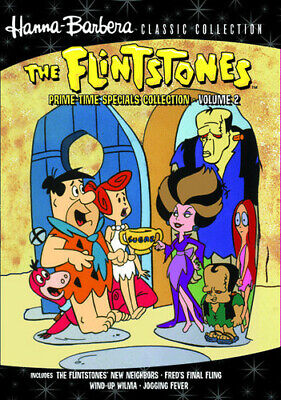 Hanna-Barbera Classic Collection DVD: Flintstones Prime-Time Specials V.2