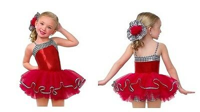 Step by Step 2-in-1 Dance Costume - Child Small