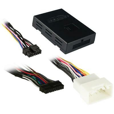 Axxess TYTO-01 Amplified Interface Wire Harness for Select 2001-up Toyota/Lexus