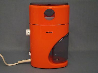 KRUPS COFFEE GRINDER TYPE 223 A MR. FUSION back to the future
