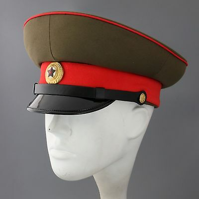 replica korea officer  Parade  visor hat