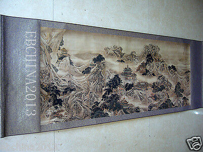 """60""""Chinese culture landscape flowers and birds painting art collection"""