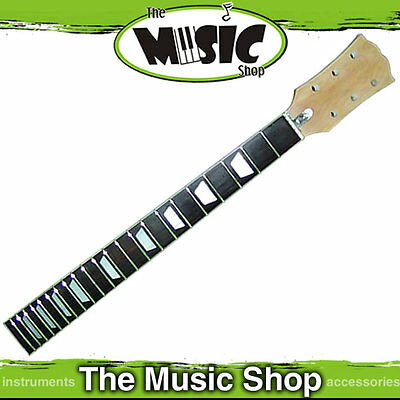 New DR Parts Les Paul Electric Guitar Neck - Mahogany & Rosewood - ZN412SM