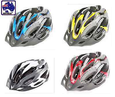 Bicycle Helmet Safety Outdoor Bike Carbon Road Adjustable Protection OBHEM 23