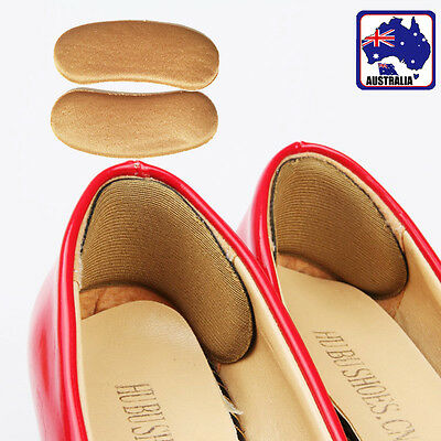 2 5 10Pairs Back Spongia Back Heel Grip Shoes Protector Insole Insert SUTOC 08