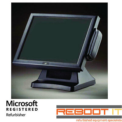 "J2 650 Integrated 15"" Touchscreen POS Core 2 Duo E7400 2.8GHz 1GB 250GB XP PC"