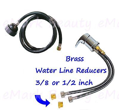 Beauty Salon Shampoo Bowl Faucet Beauty Salon Spray Hose TLC-1164SH