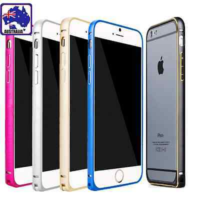 Metal Shell Case Cover Protector Shield Skin Bumper Frame Iphone6&Plus EFIPH 56