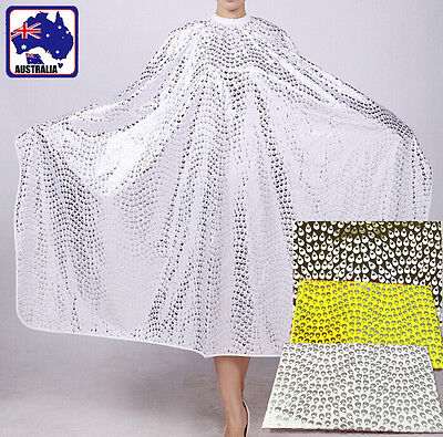 Adult Unisex Hair Cape Cloth Cover Barbers Gown Salon Hairdressing Large JHCOC18