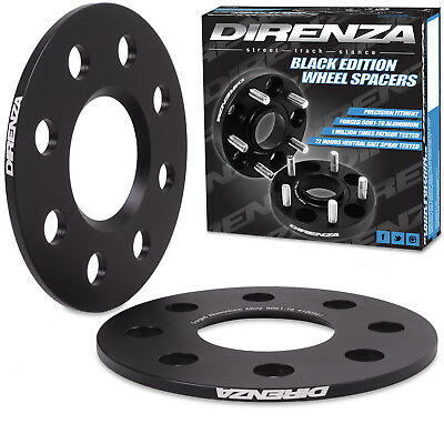 Direnza Bmw Mini Cooper R56 Spacers 4X100 5Mm M14X1.25 56.1Mm Forged Aluminium