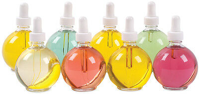 Star Nail  Aromatheraphy Scented Cuticle Oil 2.5 oz  vitamin-rich blends