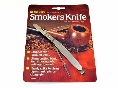 "RODGERS Sheffield "" Smokers Knife "" 