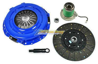 Fx Stage 2 Clutch Kit+Slave Cyl 2005-2010 Ford Mustang Gt Shelby Bullitt 4.6L V8