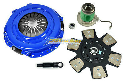 """FX STAGE 3 CLUTCH KIT for 2005-2010 FORD MUSTANG GT BULLITT SHELBY GT 4.6L 281"""""""