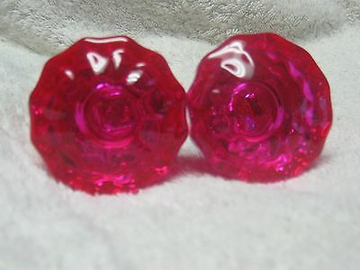 Door Knobs -New---- Tested And Proven 20 Year Top Coat -Hot Pink