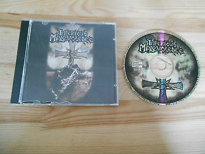 CD Metal Imperious Malevolence - Same / Untitled (10 Song) DEATH EMBRACE signed?