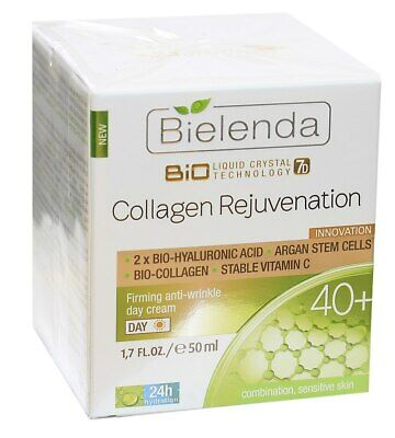 Bielenda Biotech 7D Collagen Rejuvenation Wrinkle Firming Day Cream 40+