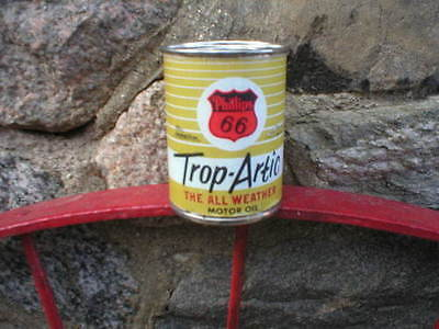 Phillips 66 Trop Artic Motor Oil Can Bank