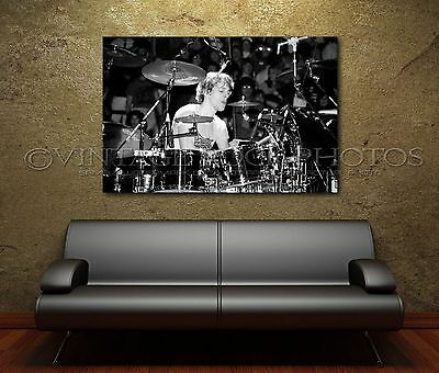 Stewart Copeland Police 20x30 inch Poster Size Photo Live 80's Concert Print 5b