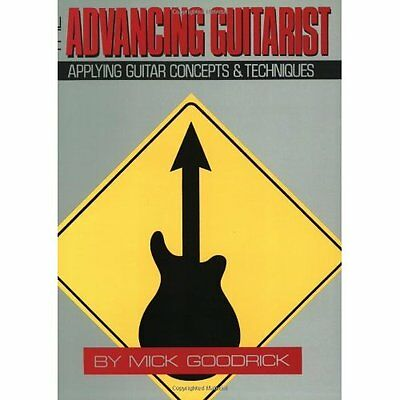 The Advancing Guitarist Mick Goodrick Music Sales Ltd PB / 9780881885897