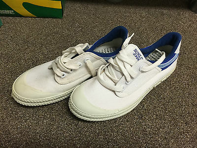 DUNLOP VOLLEY Junior Sneakers Casual Lace Up Shoes Canvas