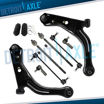 Brand New 10pc Complete Front Suspension Kit for Ford Escape and Tribute