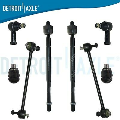 Brand New 8pc Complete Front Suspension Kit for 2001-2003 Sebring Coupe