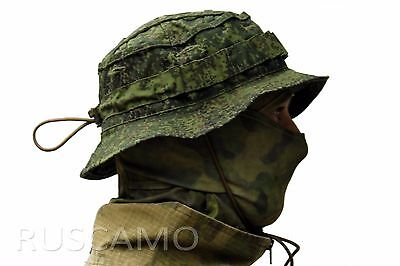 "Russian BOONIE hat ""Scout"" (DIGITAL FLORA camouflage)"