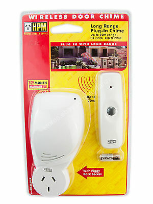 hpm doorbell d641 blr instructions