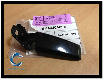 Genuine Ford SX/SY/SZ Territory Tailgate Glass Hinge. Left Hand LH. Gloss Black