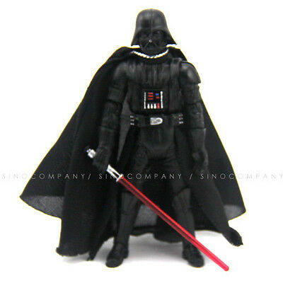 3.75'' Star Wars Darth Vader Revenge Of The Sith ROTS Action Figure S343