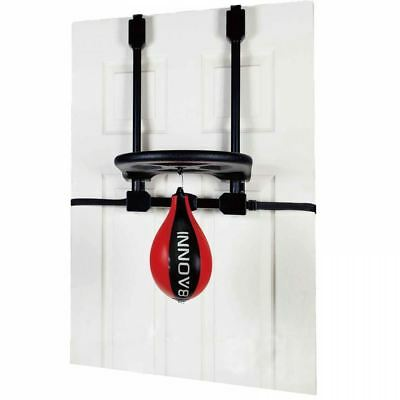 Childrens Kids Over The Door Hanging Boxing Training Punch Ball Speed Bag Toy