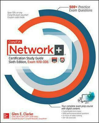 CompTIA Network+ Certification Study Guide, Sixth Edition (Exam N10-006) by Glen