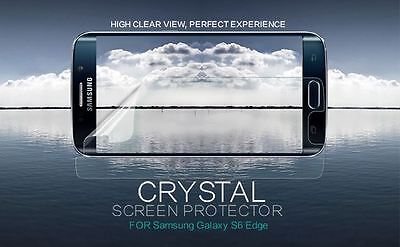 Wholesale Lot of 50 Nillkin Super Clear Screen Protector - Samsung S6 Edge