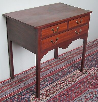 Important 18Th Century Chippendale Mahogany Writing Desk-Virginia Circa 1760-80