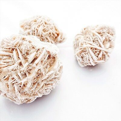 Zentron™ Crystals Desert Rose Selenite Natural 3 Pieces