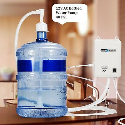 Excellent 120v AC Bottled Water Dispensing Pump System Replaces Bunn Flojet-NEW