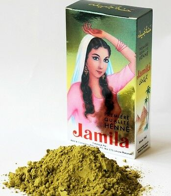 40x100g Jamila Henna Powder Summer crop 2016 Body Art Quality Express Shipping