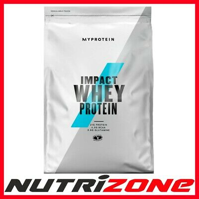 MYPROTEIN IMPACT WHEY PROTEIN High Protein + BCAA Muscle Mass Gainer Formula