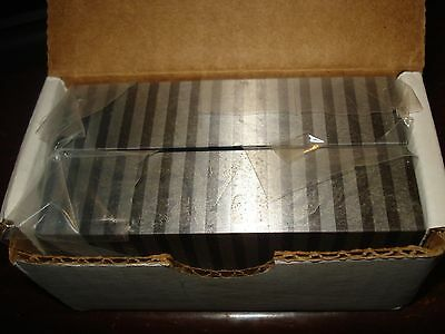 """Parallel Set 4"""" x 1"""" Made in USA Matching Pair 