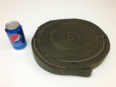60 Foot Military Sling Tie Down Tow Strap, Double Loop - Heavy Duty