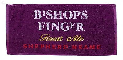 Bar Towel - Bishops Finger