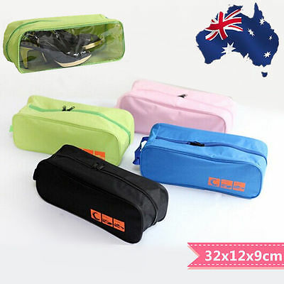 Portable Waterproof Shoe Bag Multi-purpose Travel Storage Case Pocket HSHBA 34