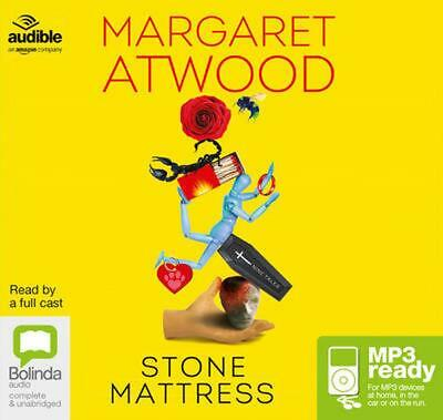 Stone Mattress: Nine Tales by Margaret Atwood Free Shipping!