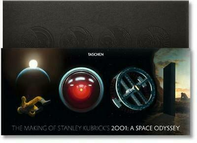 Making of Stanley Kubrick's '2001: a Space Odyssey' by Piers Bizony (English) Ha