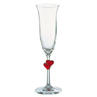 Sweetheart Bridesmaid Champagne Flute + Free Personalised Engraving (optional)