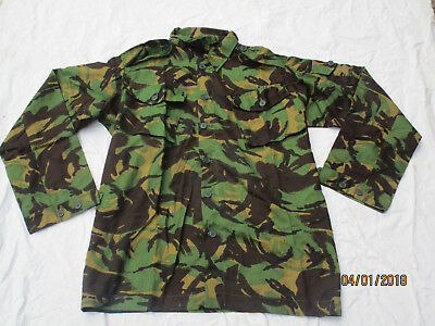 Jacket Combat Tropical Jungle DPM,Gr.190/112 (XL-LONG),#TL