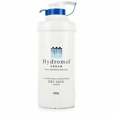 Hydromol Cream Pump 500G