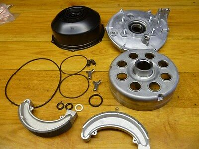 HONDA FOURTRAX TRX 300 TRX300 4X4 4x2 BRAKE DRUM, SHOES, PLATE, TIN COVER & kit